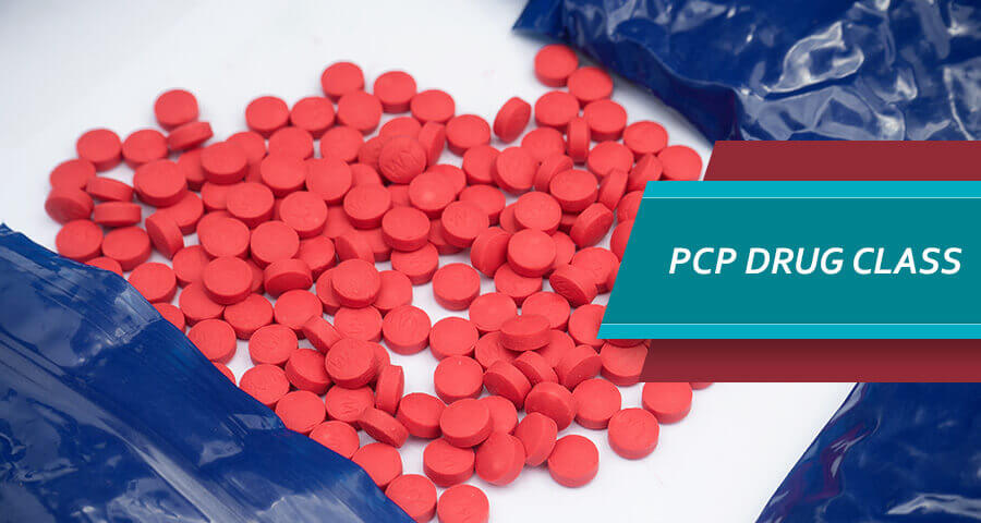 PCP Type of drug