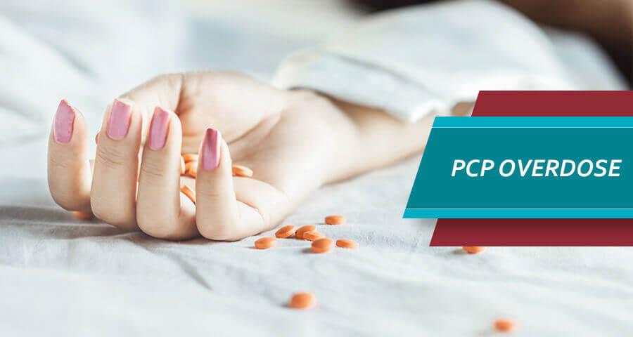 PCP overdose