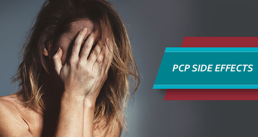 side effects of PCP