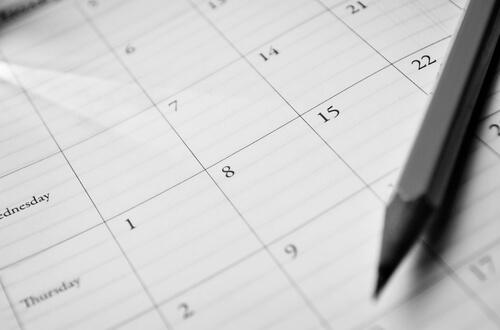 Scheduling wellbutrin doses