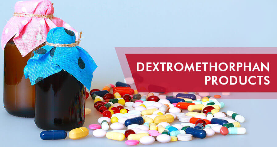 product forms of dxm cough suppressant