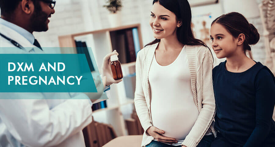 using dxm while pregnancy and breastfeeding