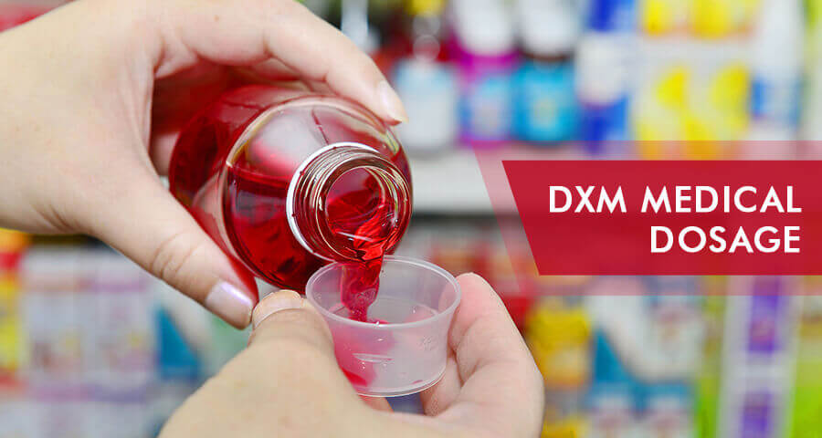 dxm cough syrup doses