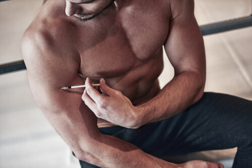 how to inject steroids