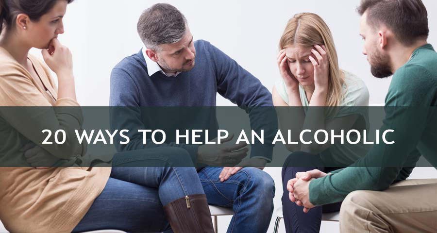 Helping An Alcoholic