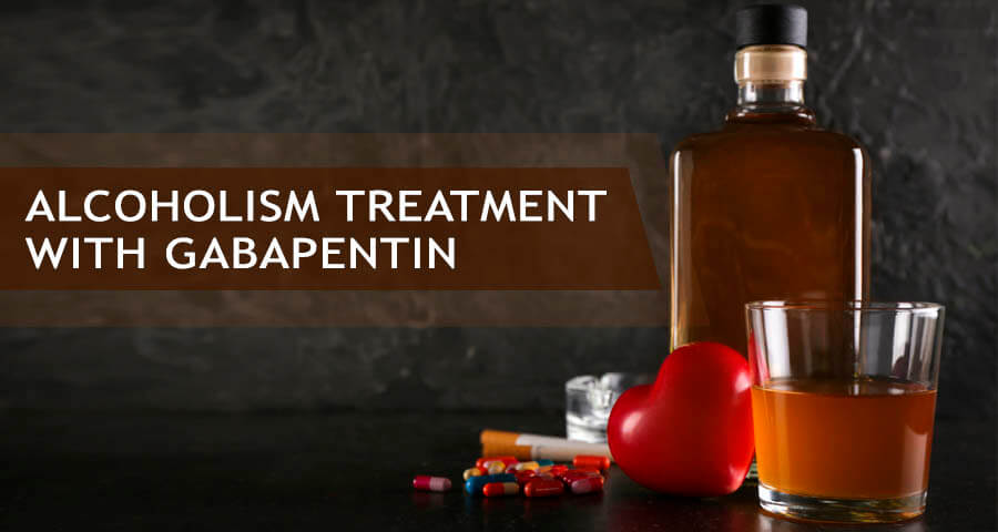 how to treat alcoholism with gabapentin