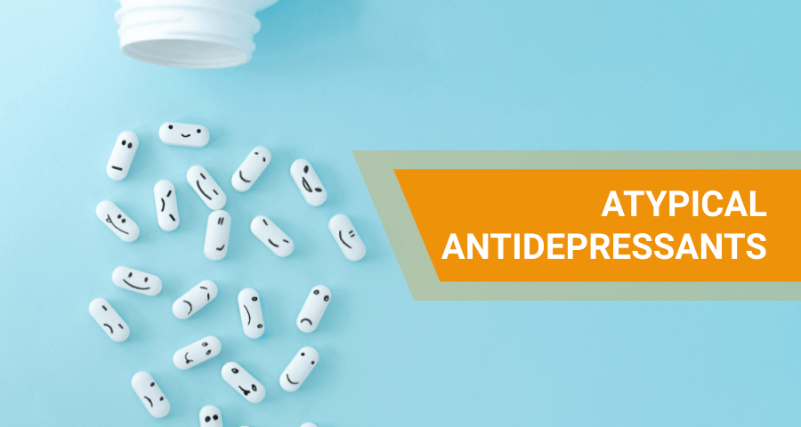 atypical antidepressants abuse