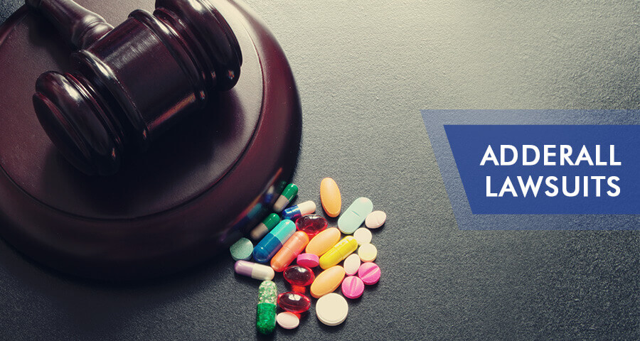 what are adderall lawsuits