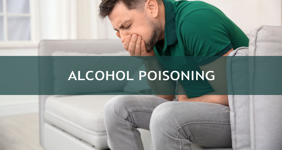Alcohol Poisoning Effects