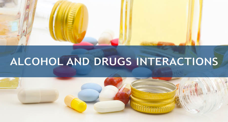 Alcoholism and Drugs Interactions