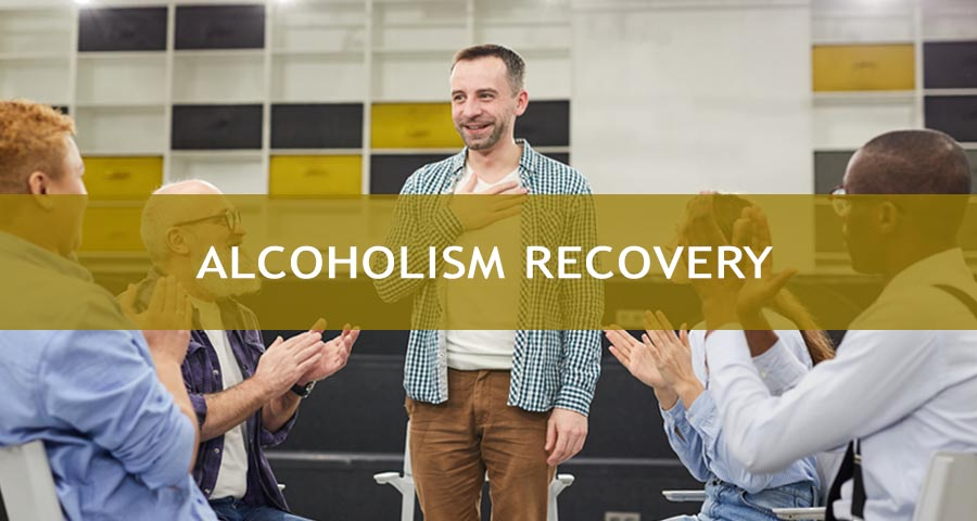 Alcoholism Recovery steps