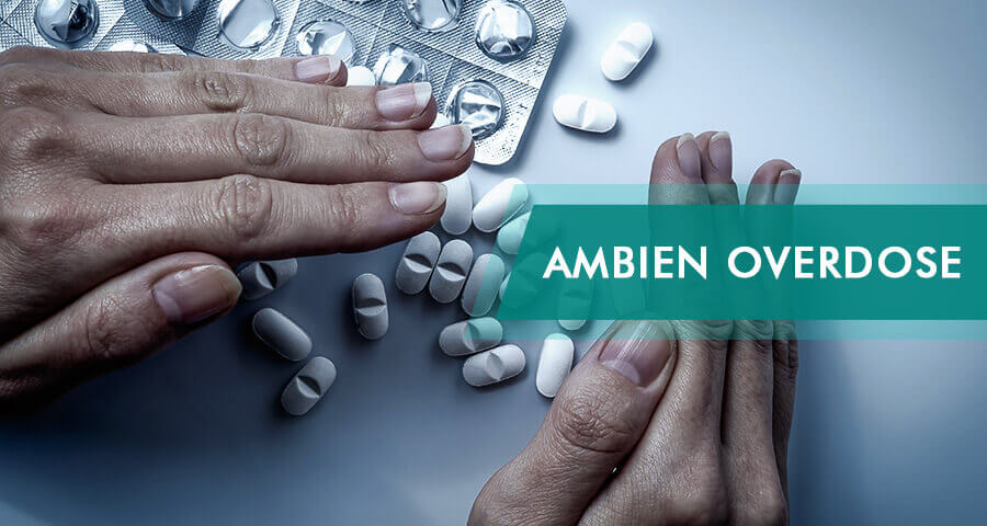 overdose on ambien