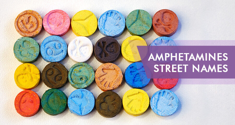 street names of amphetamines