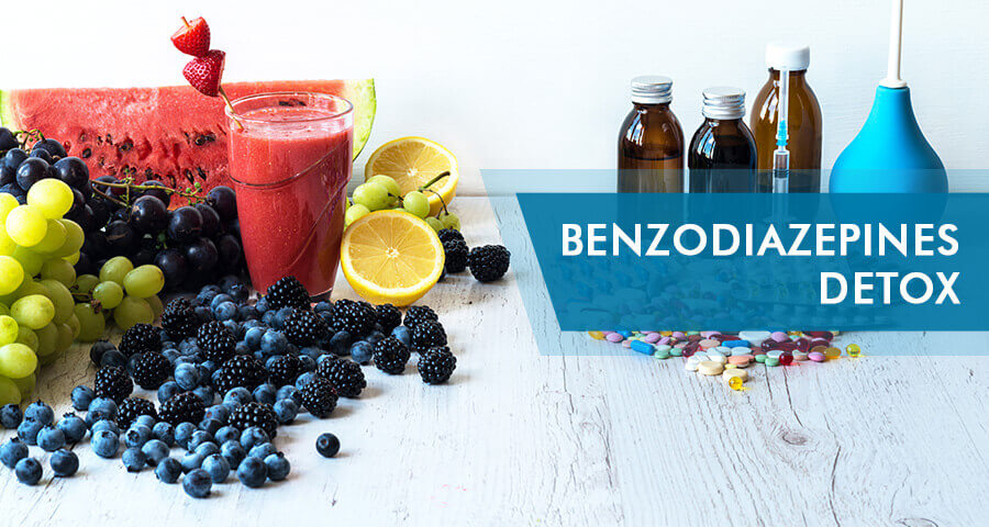 how to detox from Benzodiazepines