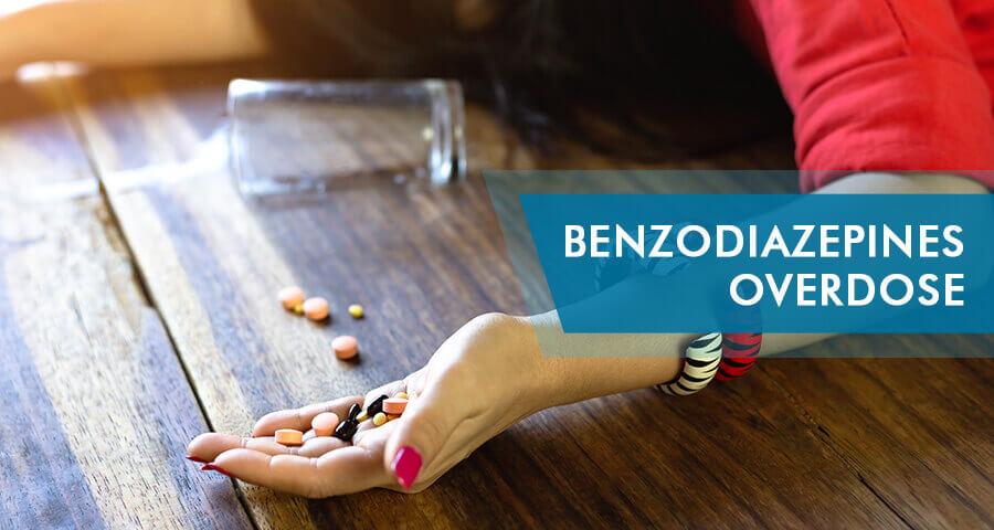 overdose on Benzodiazepines