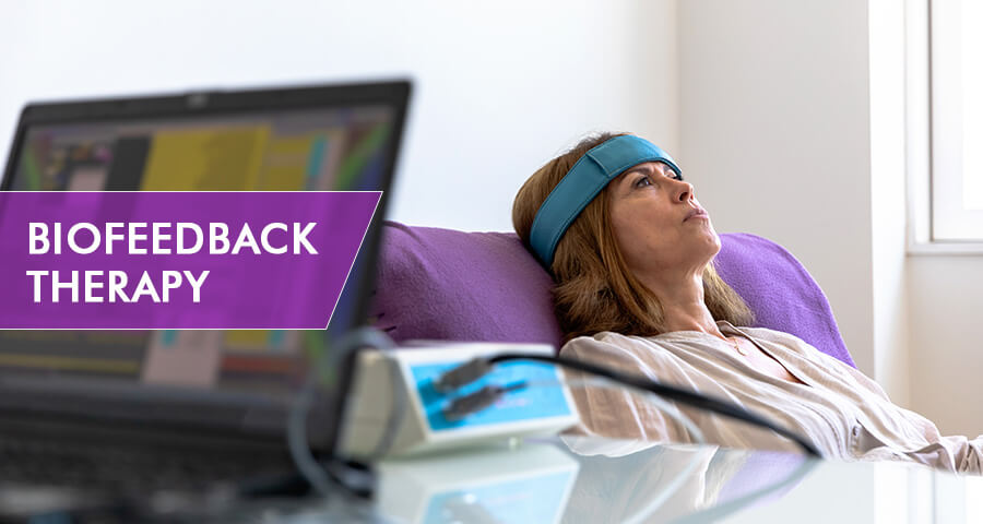 Biofeedback Therapy for addiction treatment
