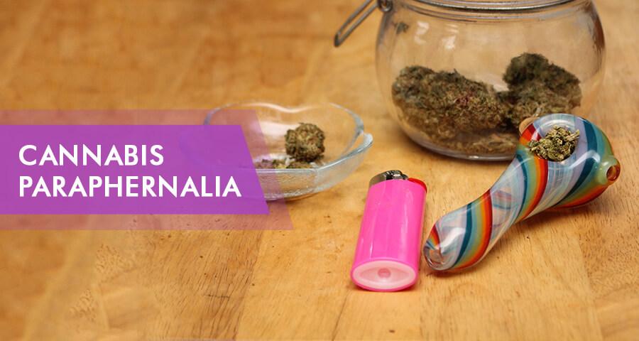 weed smoking paraphernalia