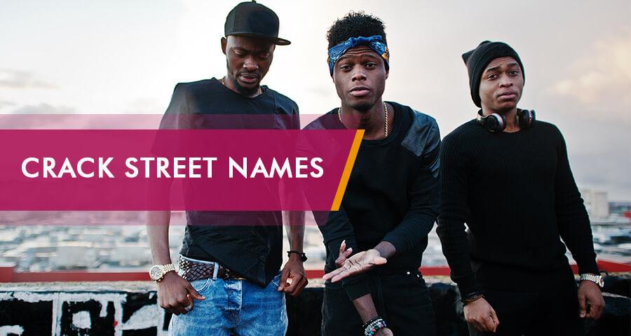 Crack Names