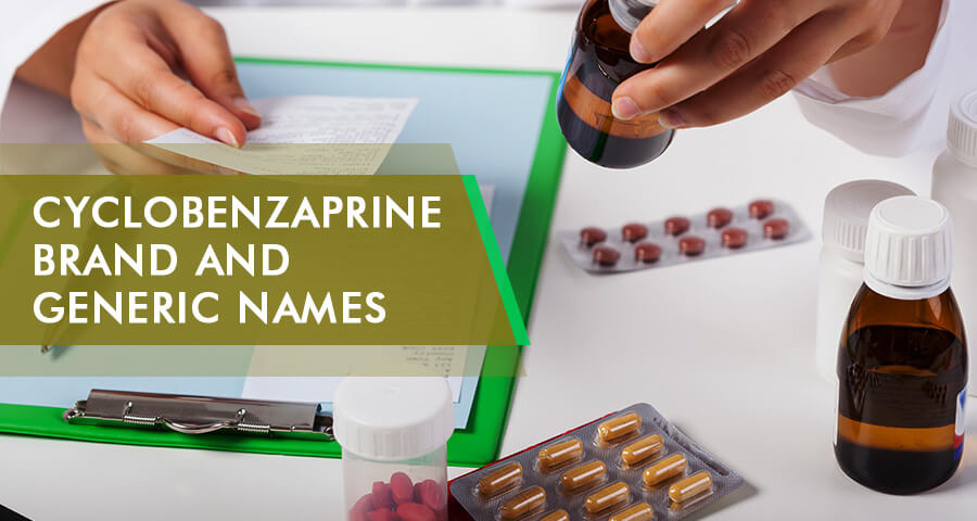 Learning Cyclobenzaprine Names