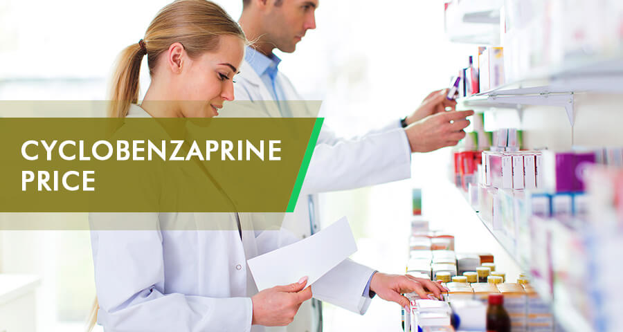Checking Cyclobenzaprine Price