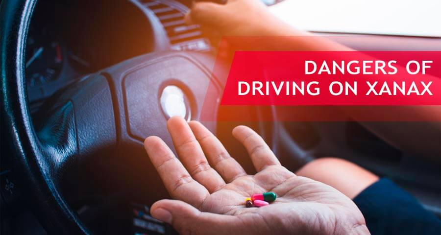 is it safe to drive on xanax?