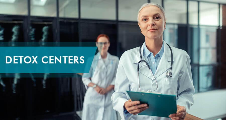what detox centers exist
