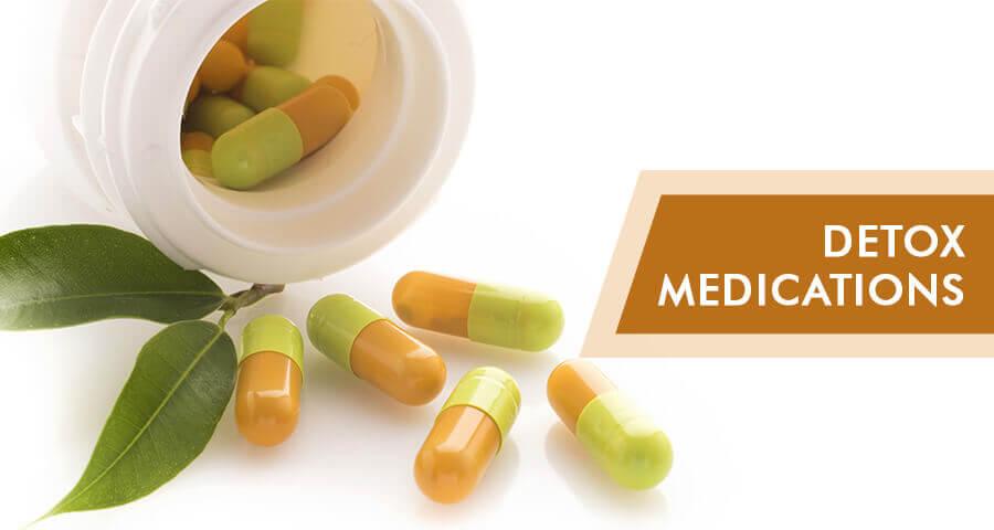 drug detox medications