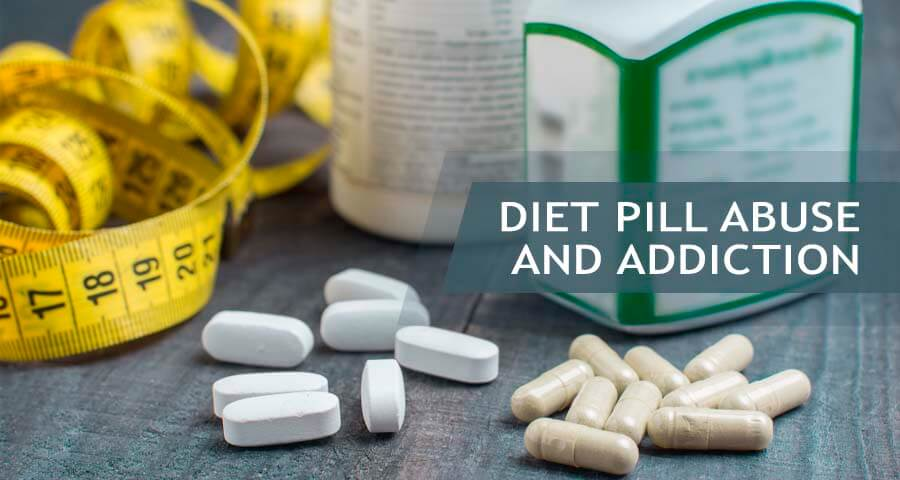 addiction from diet pills