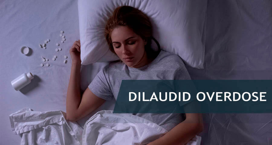 overdose from dilaudid drug
