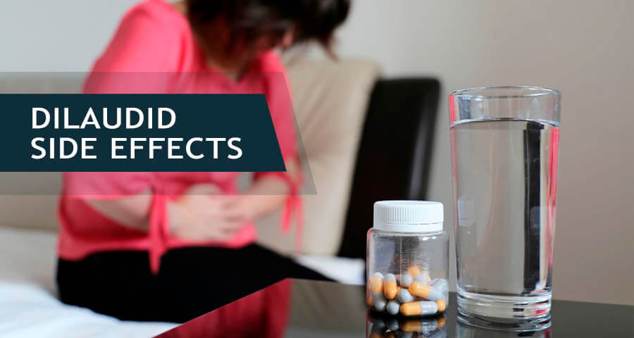 side effects of dilaudid