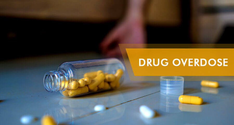 what is drug overdose and its symptoms