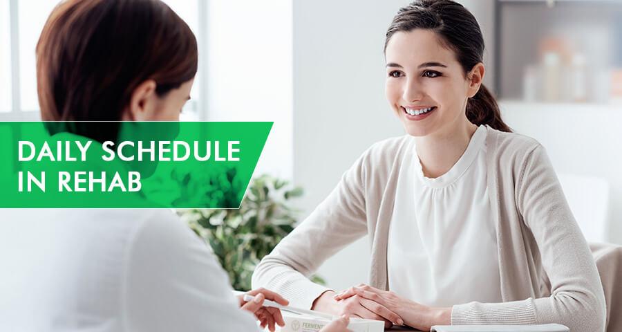 rehab schedule