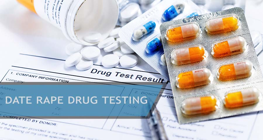 Date Rape Drug Tests