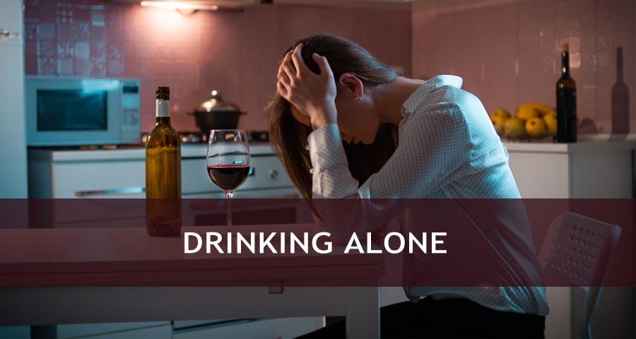 Dangers of Drinking Alone