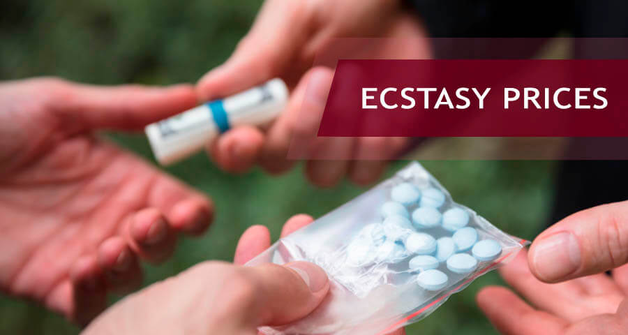 what is ecstasy price