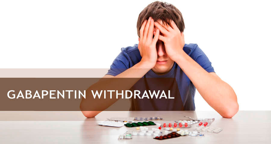 what is gabapentin withdrawal