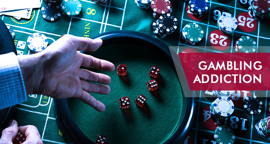 gambling addiction symptoms