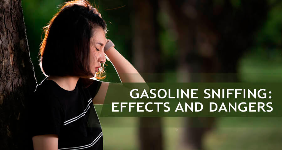 dangers of gasoline sniffing