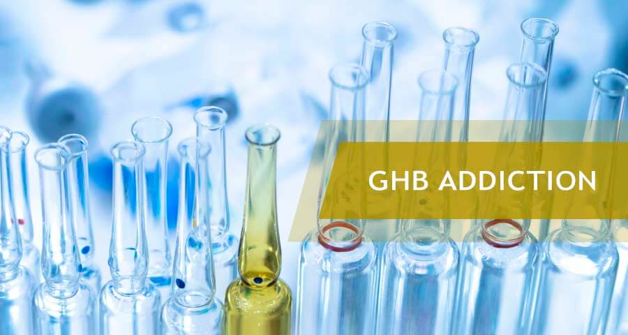 what is ghb addiction