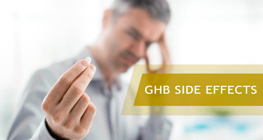 side effects of ghb use