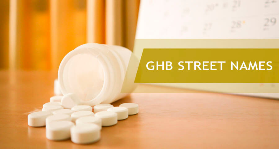 what are the ghb street names