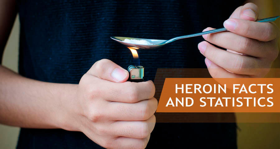statistics about heroin abuse