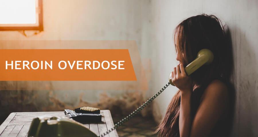 overdose on heroin