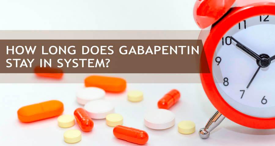gabapentin half-life