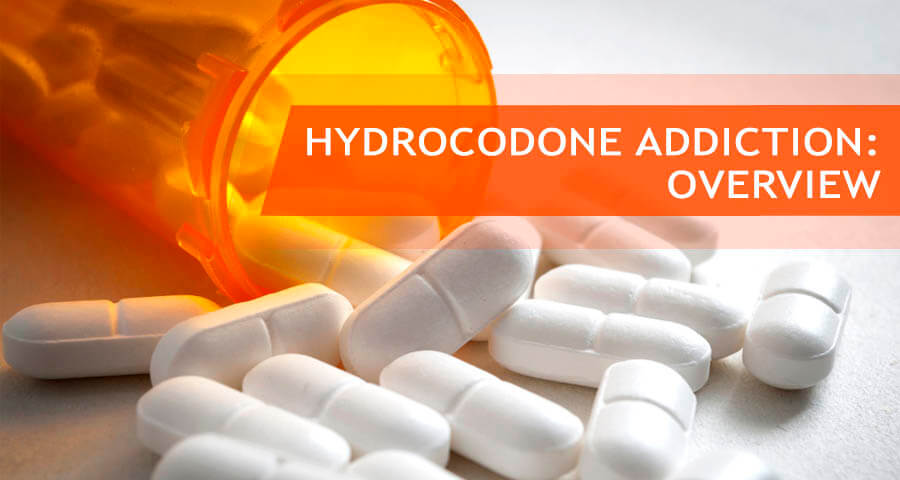 addiction to hydrocodone