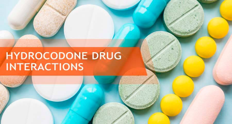 interactions with hydrocodone