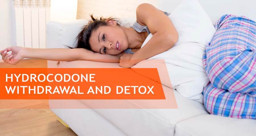 withdrawal from hydrocodone and detoxification
