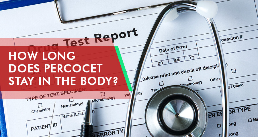 percocet on drug testing