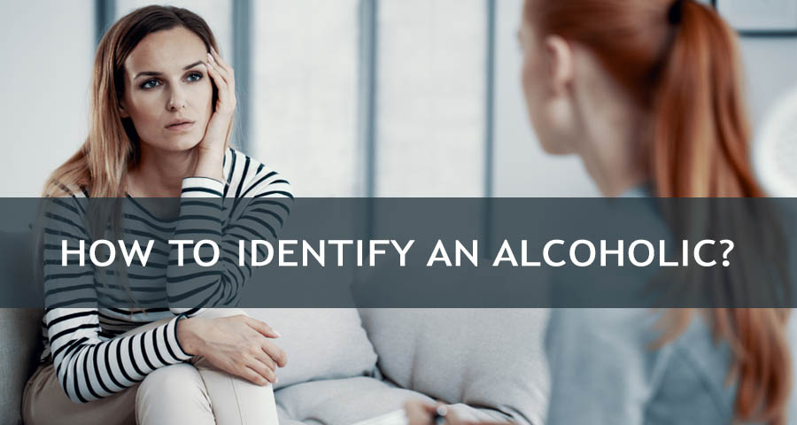 identifying An Alcoholic