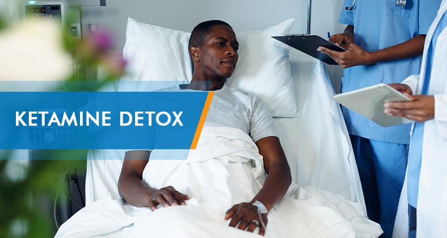Undergoing Ketamine Detox